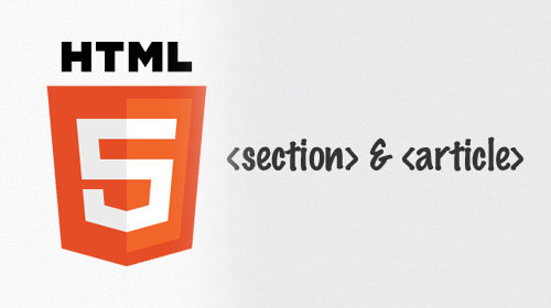 html5-article-section-elements