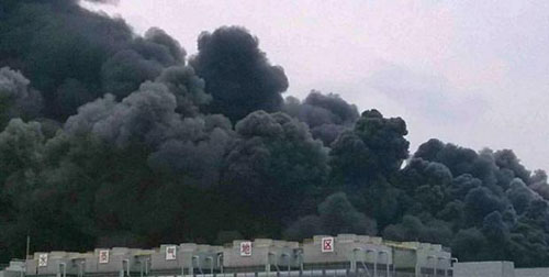 hynix_dram_plant_erupts_in_flames_entire_industry_affected