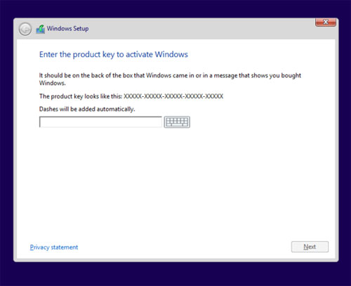 windows 10 how to find your activation key